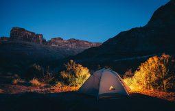 Planowanie wyjazdu pod namiot